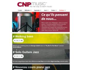 cnpmusic.com screenshot
