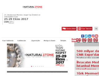 cnrnaturalstoneturkey.com screenshot