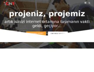 cnrwebtasarim.com screenshot