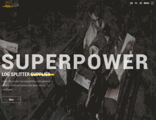 cnsuperpower.com screenshot