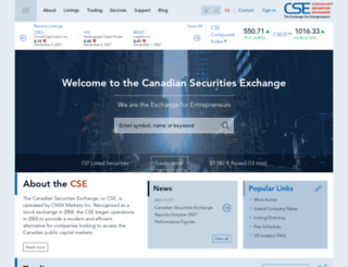 cnsx.ca screenshot