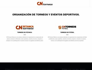 cntorneos.com screenshot