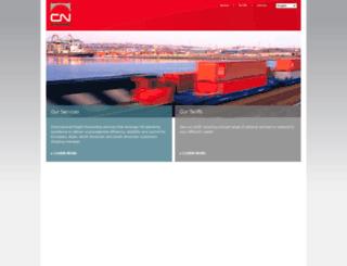 cnworldwide.com screenshot