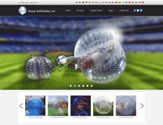 cnzorb.com screenshot