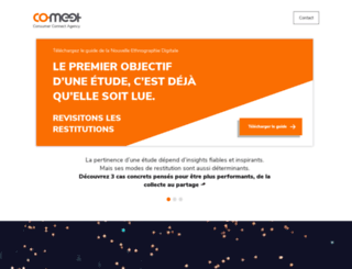 co-meet.com screenshot