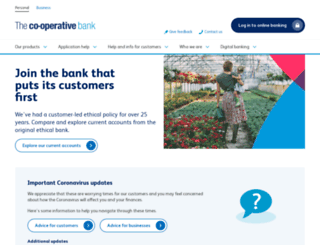 co-operativebankonline.co.uk screenshot