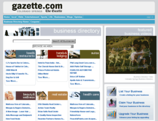 co.gazette.com screenshot