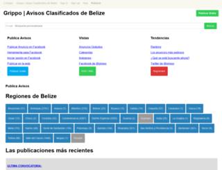 co.grippo.com screenshot