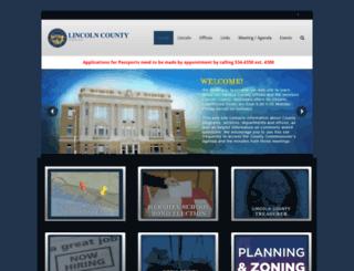 co.lincoln.ne.us screenshot