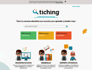 co.tiching.com screenshot