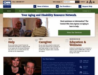 coaaa.org screenshot