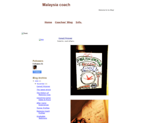 coach-akltgmy.blogspot.com screenshot
