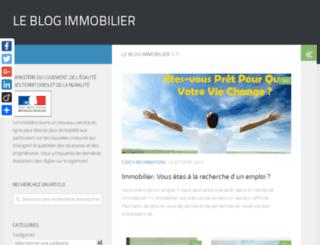 coach-immo-conseils.fr screenshot