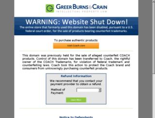 coachbag-sales.com screenshot