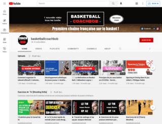 coachbob.free.fr screenshot