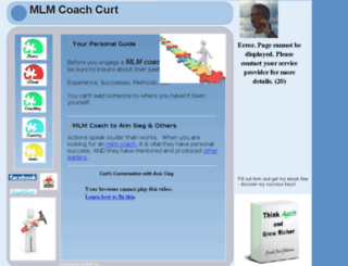 coachcurt.com screenshot