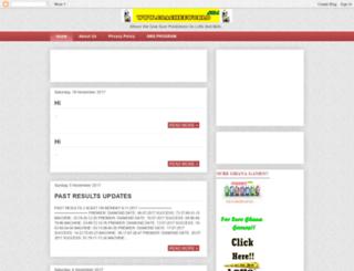 coacheeworld.blogspot.com.ng screenshot