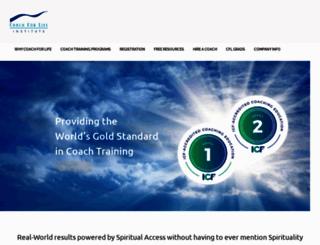 coachforlife.com screenshot