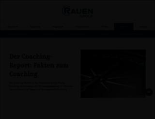 coaching-report.de screenshot