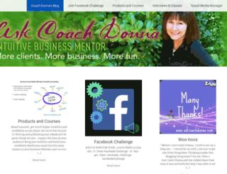 coachingbusinessentrepreneur.com screenshot