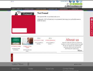 coachingca.com screenshot