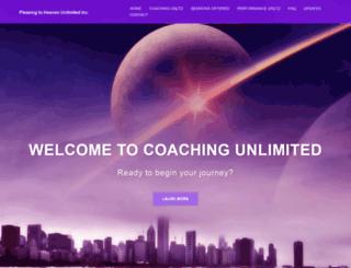 coachingunlimited.org screenshot