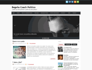 coachpolitico.blogspot.com screenshot