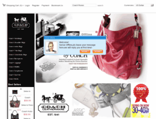 coachpurses-factory.net screenshot