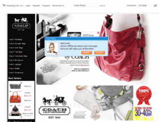 coachpursesfactoryy.org screenshot