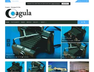 coagula.org screenshot