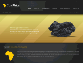 coalafrika.com screenshot