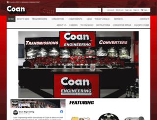 coanracing.com screenshot