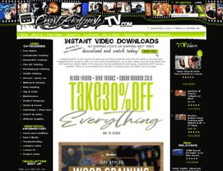 coastairbrushtv.com screenshot
