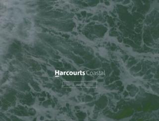 coastal.harcourts.com.au screenshot