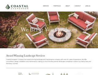 coastalevergreen.com screenshot