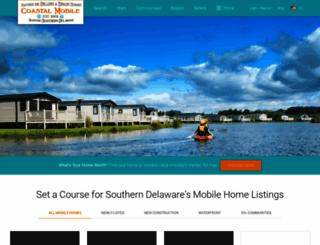 coastalmobile.com screenshot