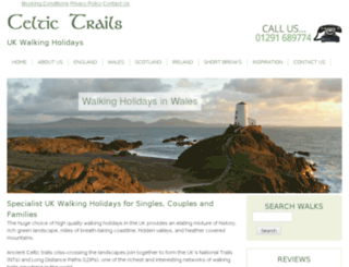 coastalpaths.co.uk screenshot