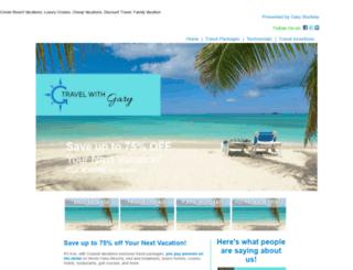 coastaltravel.info screenshot