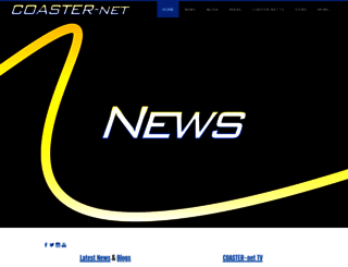 coaster-net.com screenshot