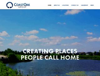 coastoakgroup.com screenshot
