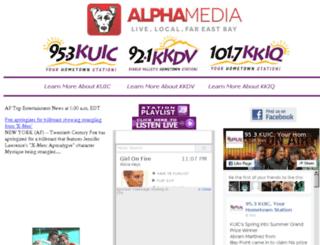 coastradio.com screenshot