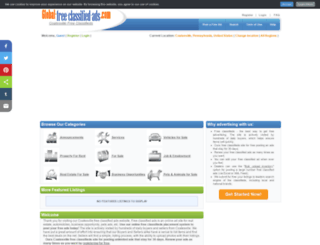 coatesvillepa.global-free-classified-ads.com screenshot