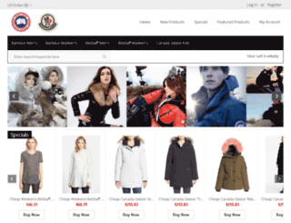 coatonsale.com screenshot