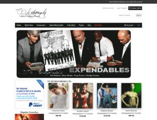 coautographs.com screenshot
