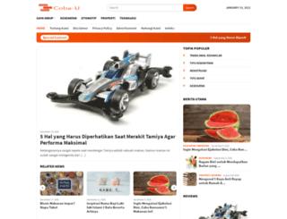 coba-u.com screenshot