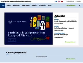 cobdc.org screenshot