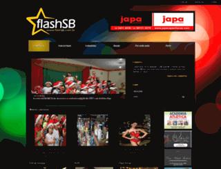 coberturas.flashsb.com.br screenshot