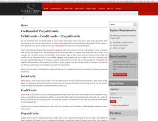 cobrandedprepaid.com screenshot