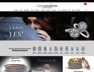cobymadison.com screenshot