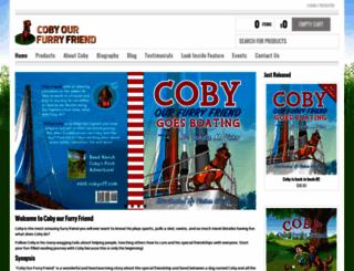 cobyourfurryfriend.com screenshot